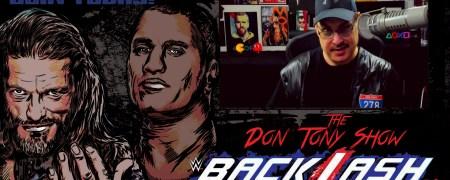 WWE Backlash (2020) PPV Recap 06/07/2020
