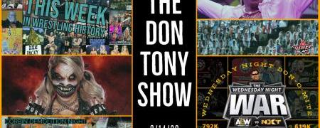 The Don Tony Show (YouTube) 08/14/2020