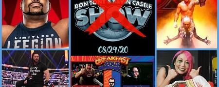 DTKC Show (Breakfast Soup Edition) 08/24/2020