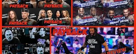 WWE PAYBACK (2020) PPV Recap 08/30/2020