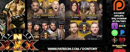 NXT TakeOver XXX PPV Recap (08/22/2020)