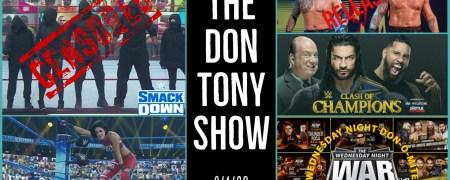 The Don Tony Show (SD) 09/04/2020