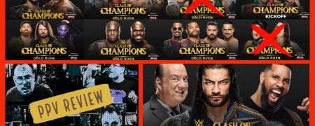 WWE CLASH OF CHAMPIONS (2020) PPV RECAP