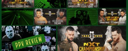 NXT TAKEOVER 31 PPV RECAP (10/4/20)