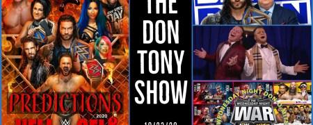 The Don Tony Show (SD) 10/23/2020