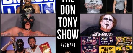 The Don Tony Show 02/26/2021