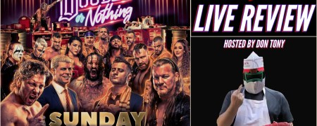 AEW Double Or Nothing 2021 PPV Review (05/30/2021)