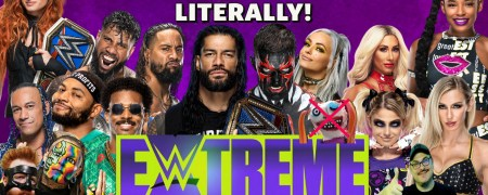 WWE Extreme Rules 2021 PPV Review (9/26/21): The Demon Falls (Literally), Sasha Banks Returns, RIP Lilly