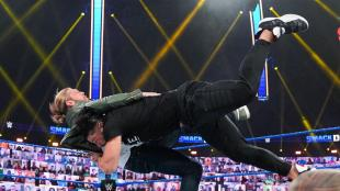 WWE SmackDown (19/02/2021): Rumo ao Elimination Room