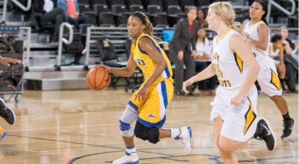 SUNO's Broome Named NAIA Player Of The Week - News