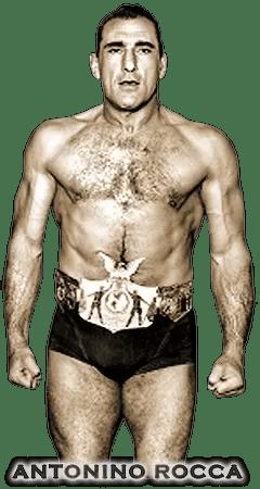 Antonino Rocca - wrestlingbiographies.com