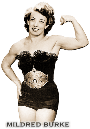 Mildred Bruke - wrestlingbiographies.com