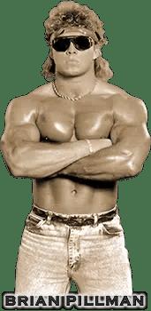 Brian Pillman - wrestlingbiographies.com