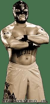 Rey Mysterio, Jr. - wrestlingbiographies.com