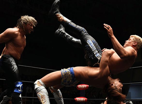 プロレスの面白さはタッグチームにあり新日本プロレスゴールデンラヴァーズ始動