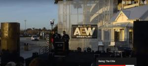 アメリカのプロレス新団体AEW