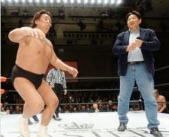 前田日明はプロレスリングマスターズに登場