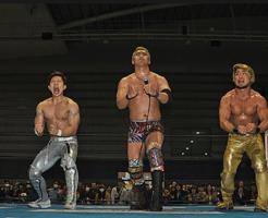オカダ・カズチカNEW JAPAN CUP