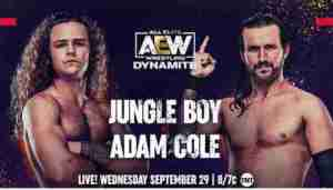 AEW Dynamite 9/29/21