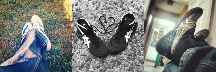 Love Wrestling Shoes
