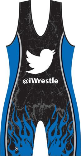 iWrestle Twitter Singlet