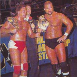 The Enforcers, 1991 Tag Team Of The Year.