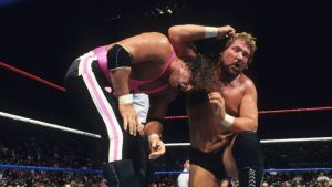 DiBiase and Hart have squared off prior to this show.