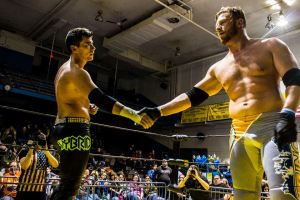 Current WWE star Brian Myers is aware of Sean Carr's talents... so should you.