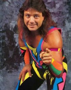 Marty Jannetty is back in the WWF!
