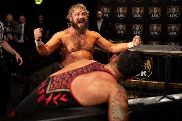 Seven's Deadly Sins – NXT UK 6/2/20 Results and Review