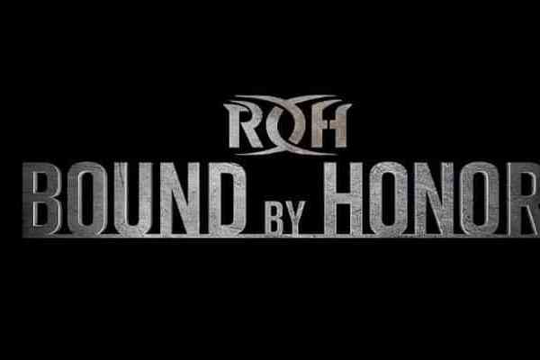 "Ring Of Honor Present ""Bound By Honor"" And ""Gateway To Honor"" This Weekend"