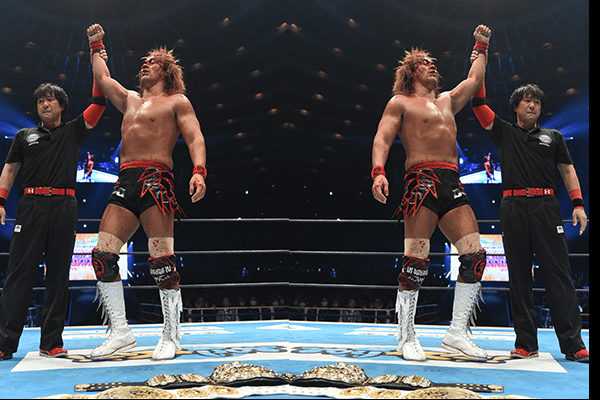 NJPW: The New Beginning In Osaka Review (09/02/20)