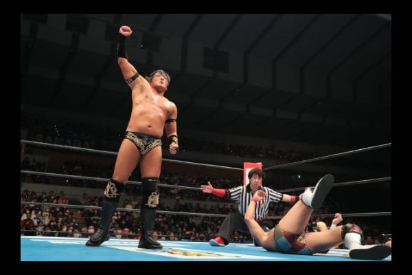 NJPW: The New Beginning In Sapporo Stage 2 Review (02/02/20)