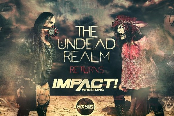 Undead Rebellion – From The Impact Zone – March 24th, 2020 Review