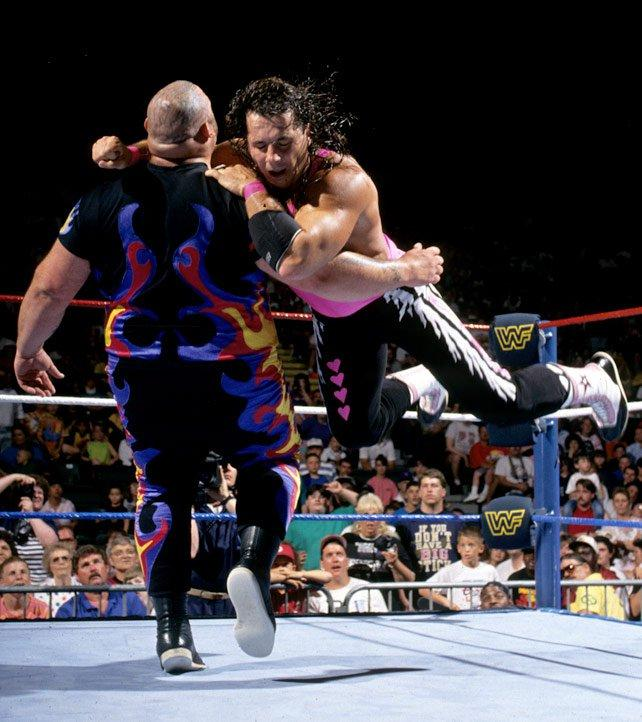 Bret Hart King of the Ring