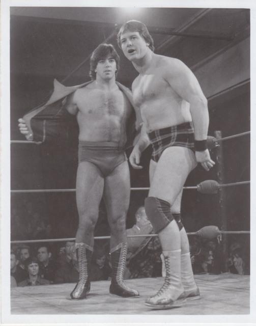 Roddy Piper & Rick Martel