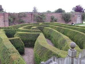 Shot of the Marlborough Maze.