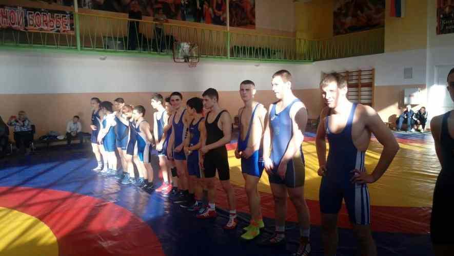 Федерация спортивной борьбы Кемеровской области