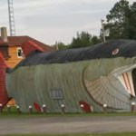 奇怪的房子