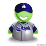 msn小綠人-LA Dodgers