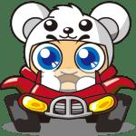 減碳雙熊開車
