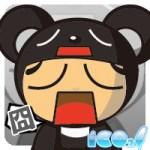 減碳雙熊msn大頭貼-囧 & XD