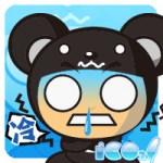 減碳雙熊MSN大頭貼-冷 & 熱