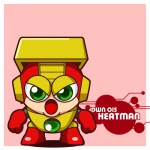 DWN-015 HEATMAN