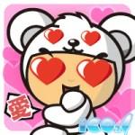 減碳雙熊MSN大頭貼- 愛 & 悽涼