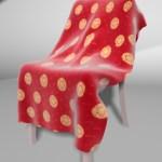 3D材質練習-絲綢、薄紗
