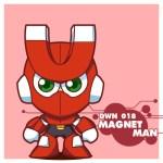 DWN018 MAGNET MAN