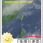 【AIR】衛星雲圖