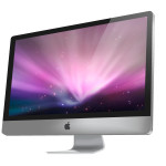 illustrator畫的iMac