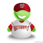 msn小綠人 Washington Nationals